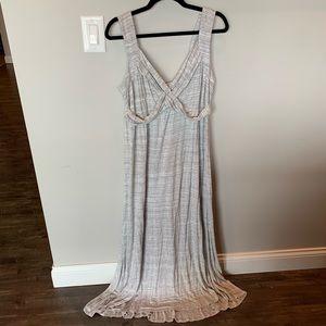 New York & Company maxi dress